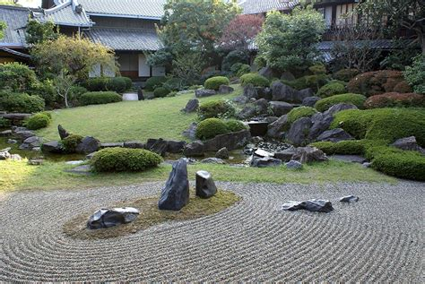 Serenity Of The Japanese Rock Garden Japanese Rock Gardens