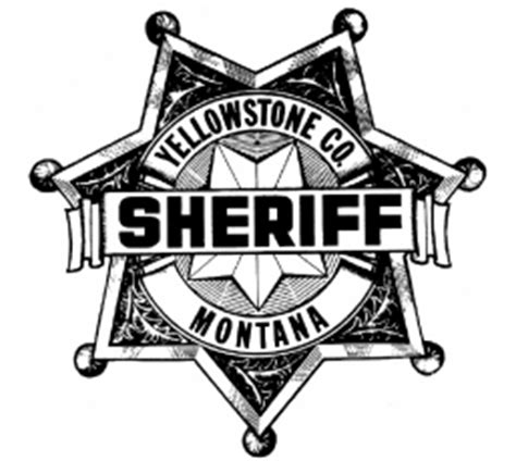 Yellowstone County Sheriff S Office by Calendar