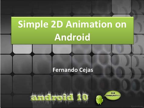 android layout animation slide exle android simple 2d layout animation