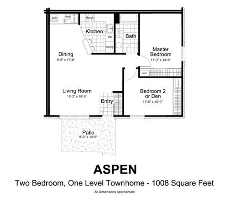 Townhomes for Rent in Plymouth MN :: Fox Forest
