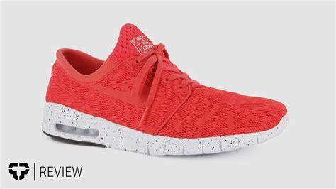 nike sb stefan janoski max shoe review tactics