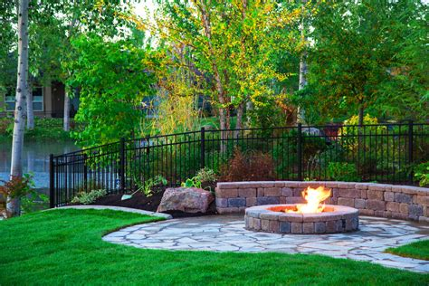 Landscape Design Firms Traditional Landscaping