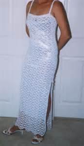 Free crochet dress patterns easy dresses to crochet