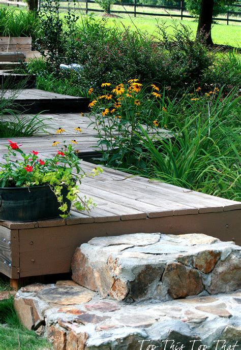 Diy Curb Appeal - diy stone steps you can do it too hometalk