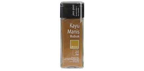 Bubuk Kayu Manis Palembang bumbu kayu manis bubuk supermarket