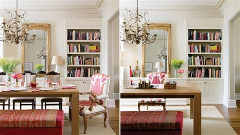 home office in dining room dining room home office styled bookshelves pink toes