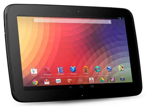 Tablet Nexus 10 Inch samsung nexus 10 tablet review the register