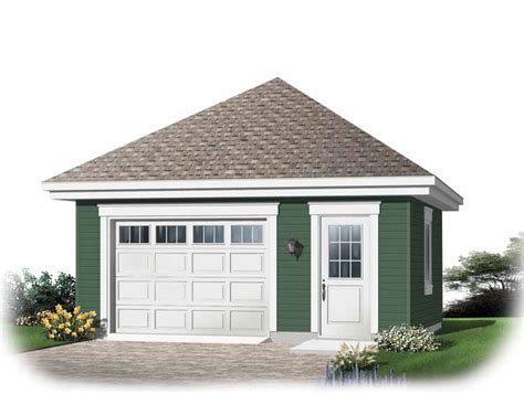 Single Detached Garage by Single Car Garage Plans Oversized One Car Garage New