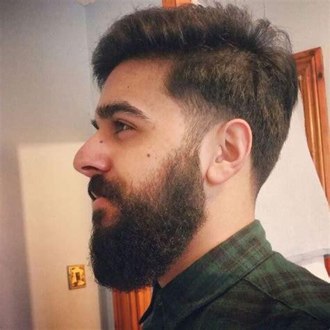 taper beard neckline beard style thread participation beard board