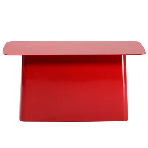 Vitra Side Table Large Metal Side Table Vitra