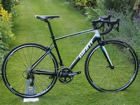 on the road review giant defy bike review bicycling and the best bike ideas