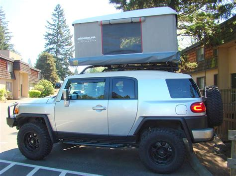 Fj Awning by Toyota Fj Cruiser Tent Best Cing Tents For Toyota Fj