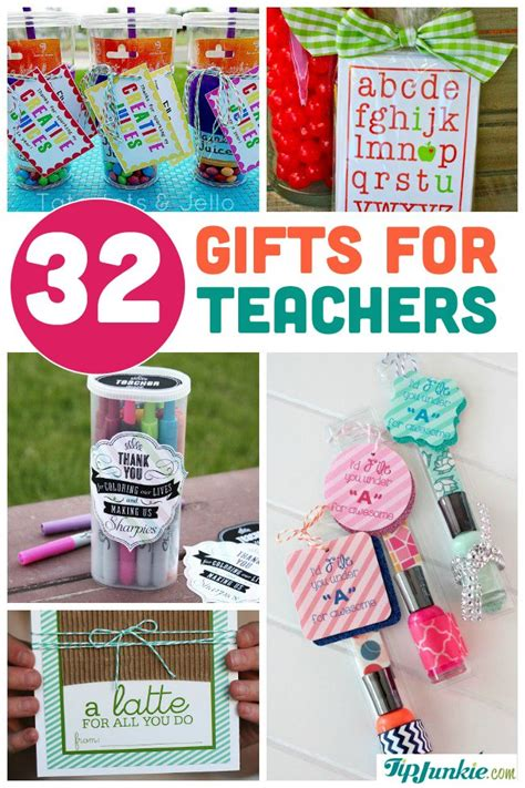 Thank You Gifts For Teachers Handmade - 32 beautiful appreciation thank you gifts
