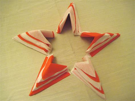 Simple Origami Decorations - ideas for centrepieces and table decorations mocha casa