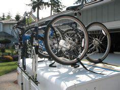Popup Cer Bike Rack by Bike Rack For Pop Up Trailer Diy Ideas The O Jays Bike Mount And Bikes