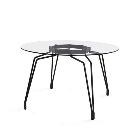 Ronde Eettafel Zwart by Affordable Table Ronde Eettafel Zwart With Ronde