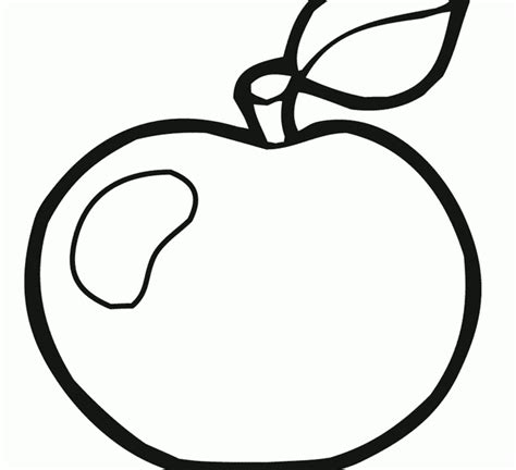 apple coloring pages preschool apple for preschoolers free coloring pages on art