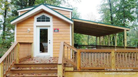 cabins at lake rudolph cground and rv resort