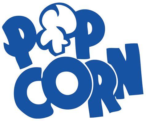 popcorn logo popcorn kernels outline clipart clipart suggest