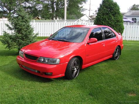 1999 Nissan Sentra Mpg by 1999 Nissan Sentra Sedan Specifications Pictures Prices