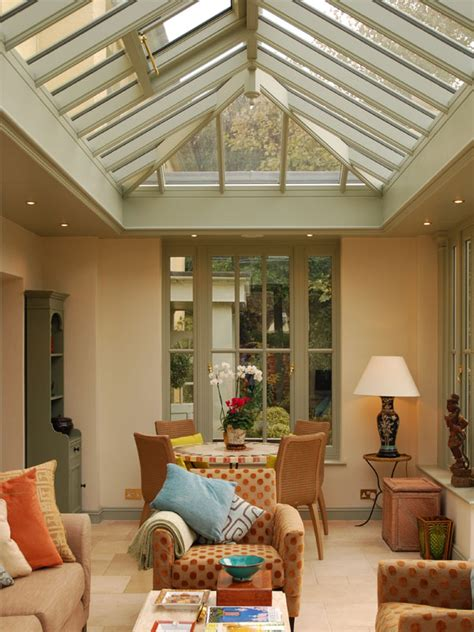 gallery orangery extensions  roof lanterns
