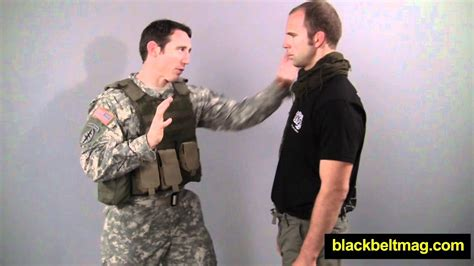 Strikeforce's Tim Kennedy Shows You Self Defense Moves