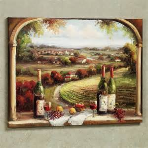 kitchen paintings fabulous country and wine bottles portray as vintage