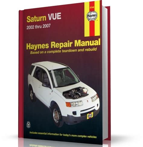 service manual 2007 saturn vue free online manual 2002 2007 haynes saturn vue repair manual