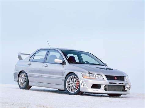 2001 Mitsubishi Lancer Evolution Vii Review Supercars Net