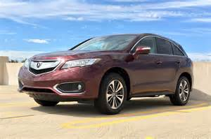 Acura Rdx 2017 Acura Rdx Test Drive Review Autonation Drive
