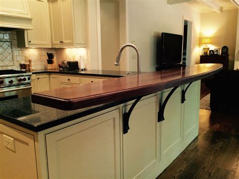 Raised Bar Countertop by Raised Bar Tops J Aaron