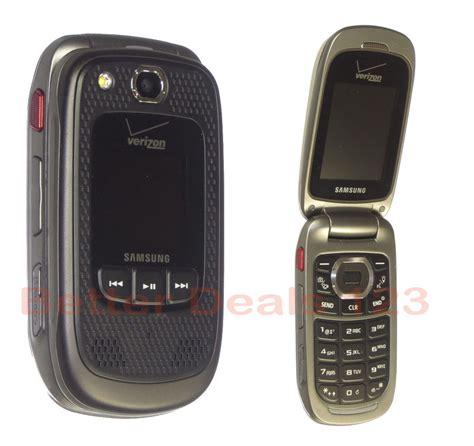 Verizon Rugged Flip Phones by Samsung Convoy 2 Sch U660 Verizon Rugged Cell Flip Phone