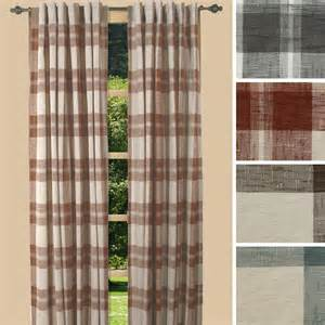Simple Window Curtains