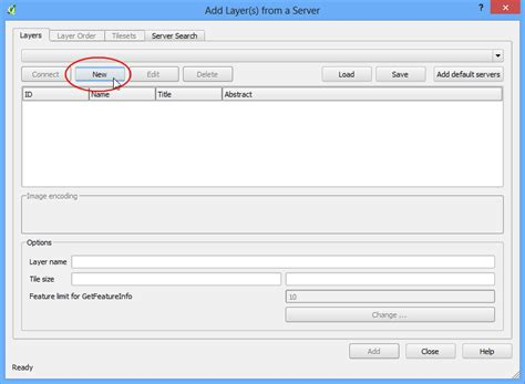 qgis tutorial wms working with wms data qgis tutorials and tips