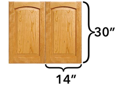 how to measure cabinet doors a tutorial