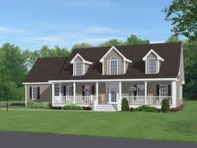 Cape Cod Farmhouse by Idea For Adding A Full Front Porch A Larger Second Story