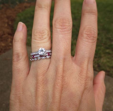 s of the week mix it up stack ring inspiration