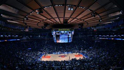 Square Garden Ticketmaster by Classic Nba Venues Arenas Ticketmaster