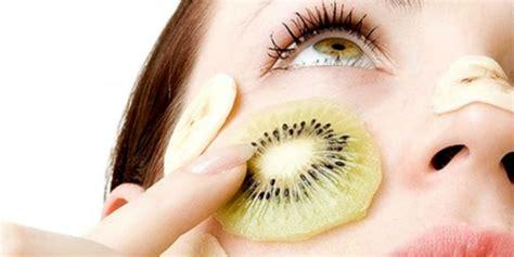 Masker Zat Kimia masker kecantikan unik berbentuk buah buahan co id