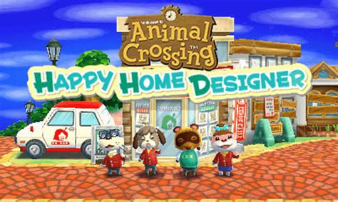 animal crossing happy home design animal crossing happy home designer character