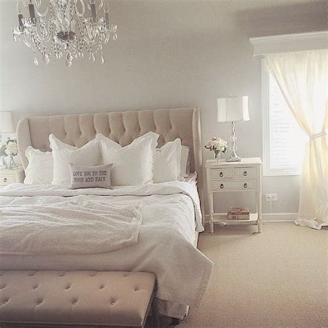chic bedroom ideas 25 best ideas about beige headboard on master
