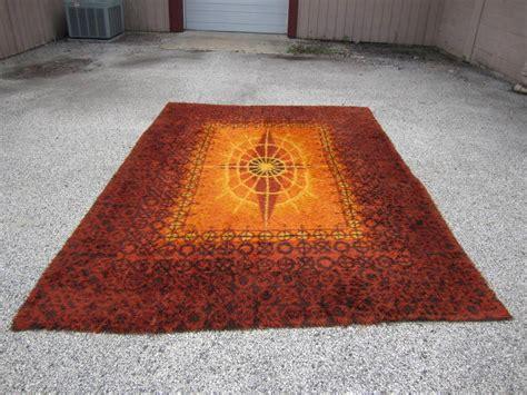 wonderful large size swedish rya rug mid century modern