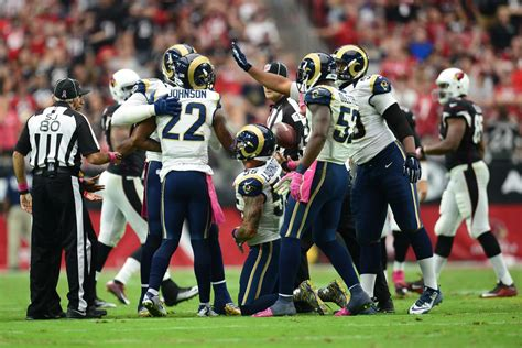 st louis rams at arizona cardinals st louis rams at arizona cardinals snap counts