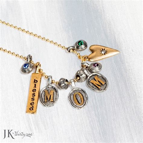 Sushify Your With This Great Earring And Necklace Set by Remind Your How Special She Is With This Great Custom