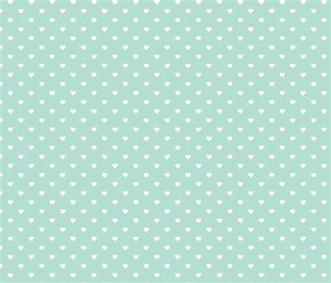 flower pattern eshop mint polka dot hearts fabric sweetzoeshop spoonflower