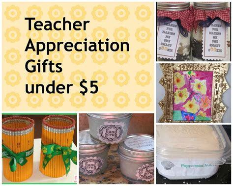 Appreciation Handmade Gift Ideas - diy and handmade apreciation gifts
