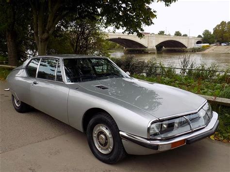 Citroen Classic Cars by Classic Citroen Sm Maserati Manual Lhd For Sale