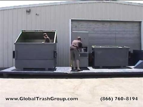 compactor wow com 866 760 8194 global trash solutions complete trash