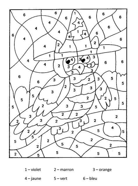 Maternelle Coloriage Magique Un Cheval L L L L L L