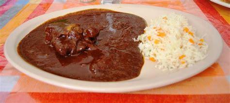 recette de cuisine mol馗ulaire mole poblano la sauce mexicaine au chocolat
